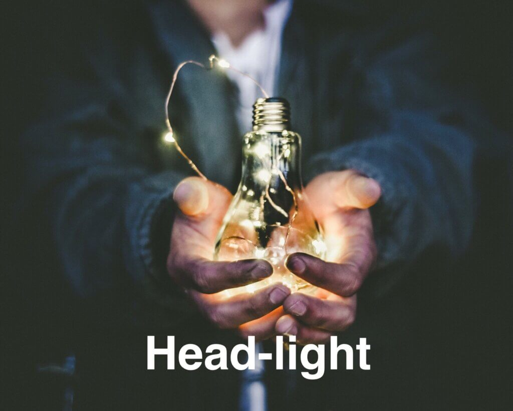 Head-light